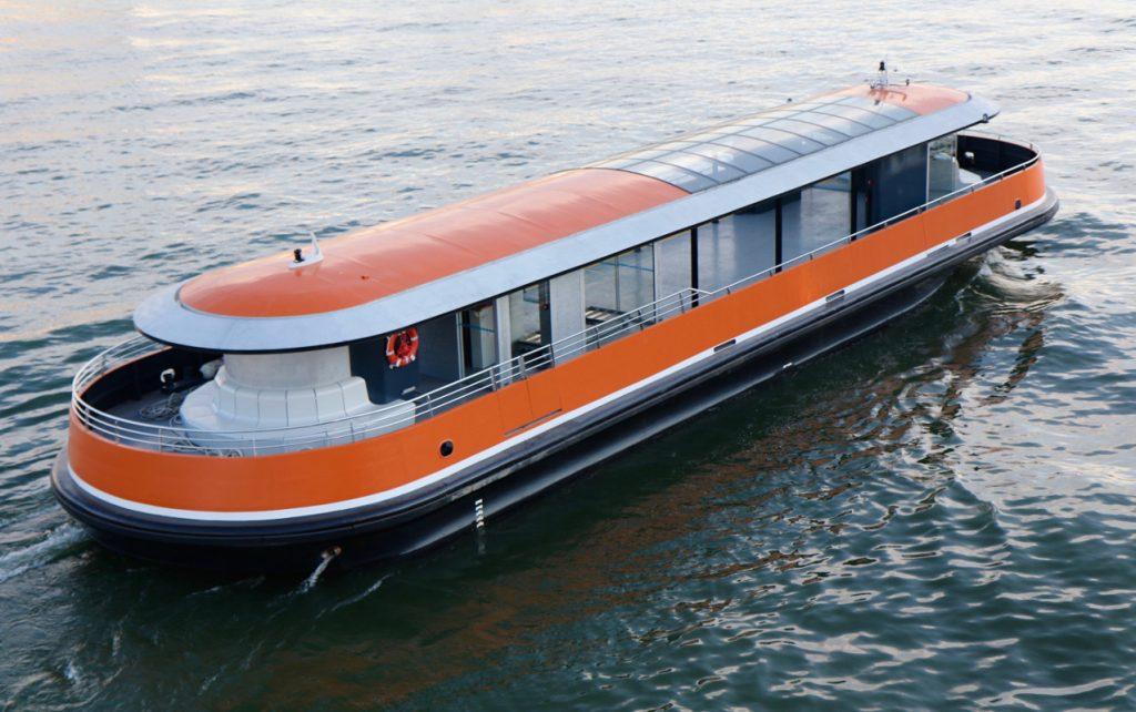 location bateau Paris Insolite - Événement sur la Seine