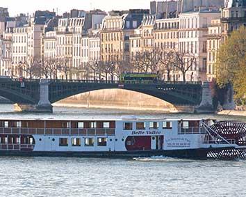 Location bateau ancien Paris – Location bateau événement