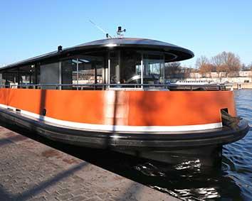 Location bateau moderne Paris – Réservation croisière Paris