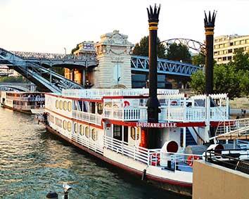 Location bateau événementiel Paris – Croisière bateau Seine