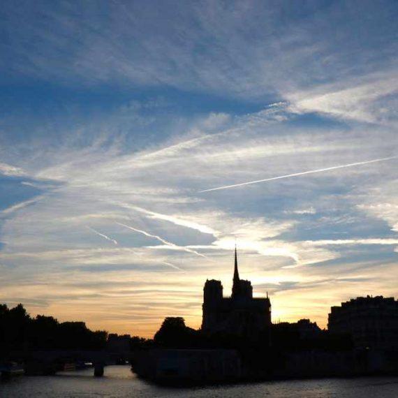 Navigation à Paris