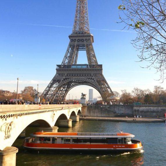 LOCATION INSOLITE - BATEAU À PARIS