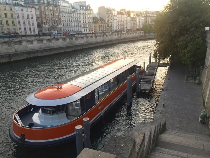 location bateau Paris Louisiane Belle – Réservation croisière Seine